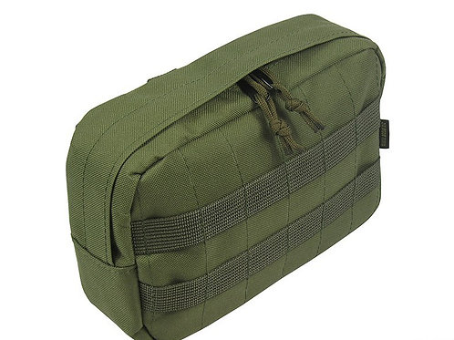 M.O.L.L.E pouch BAG middle TRANSPORT horizontal UTILITARIAN olive