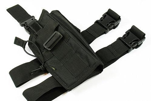 holster m.o.l.l.e thigh Tippman TPX black