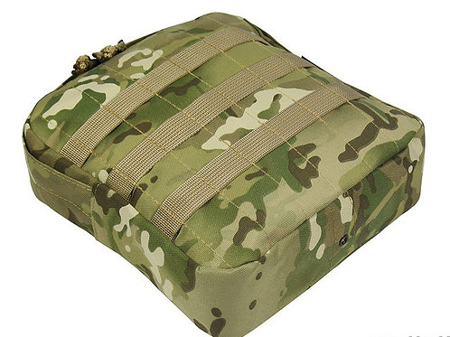 M.O.L.L.E pouch BAG big TRANSPORT UTILITARIAN multicam