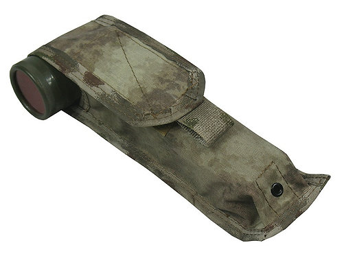 M.O.L.L.E POUCH UNDER THE Army smoke flashlight a-tacs au