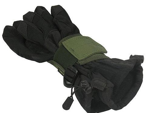 m.o.l.l.e mount gloves olive