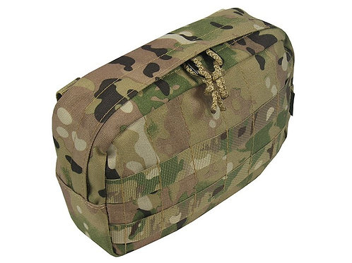 M.O.L.L.E pouch BAG middle TRANSPORT horizontal UTILITARIAN multicam