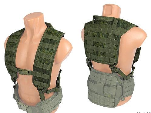 M.o.l.l.e. tactical strap