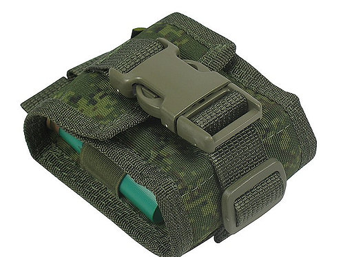 MOLLE POUCH FOR 6 CARTRIDGES OR REFILLS OF CO2 (EMP-SUMMER, RUS CIFRA)