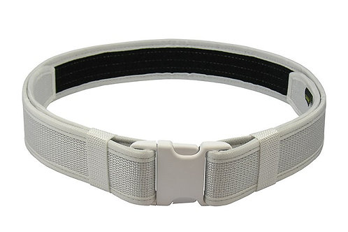 tactical belt 50mm white