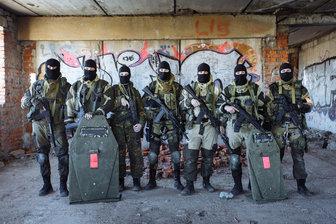 airsoft team