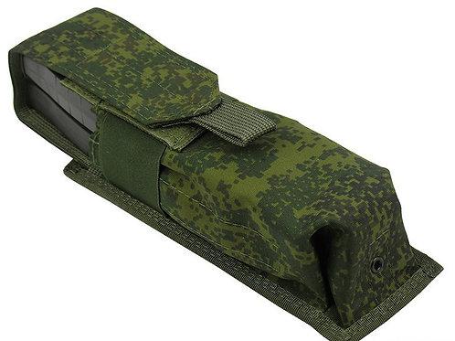 Pouch RPK SAIGA-12 BOAR-12 M.O.L.L.E PAINTBALL TUBE 160 BALL rus pixel emr