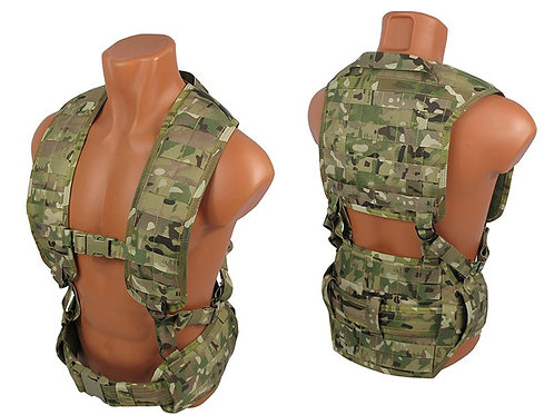 MOLLE Modular tactical vest airsoft paintball