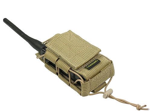 M.O.L.L.E  pouch bag Radio multikam khaki