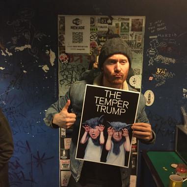 The Temper Trump