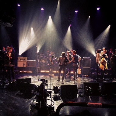 The Kooks live at Graham Norton