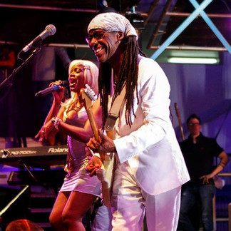 Chic feat. Nile Rogers