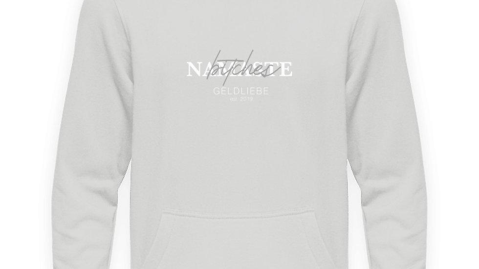 """GELDLIEBE """"NAMASTE Bitches Print""""  - Unisex Kapuzenpullover Hoodie"""
