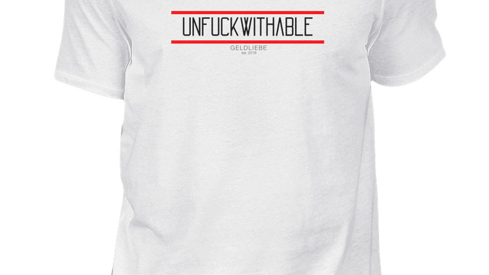 "GELDLIEBE ""Unfuckwithable Print""  - Herren Shirt"