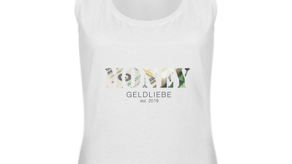 """GELDLIEBE """"MONEY Print""""  - Frauen Tanktop"""