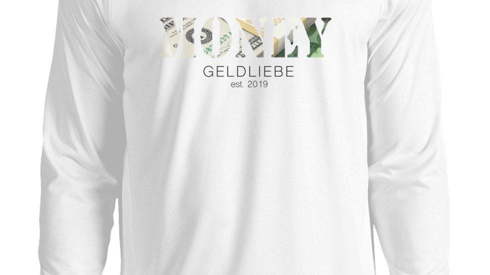 """GELDLIEBE """"MONEY Print""""  - Unisex Pullover"""