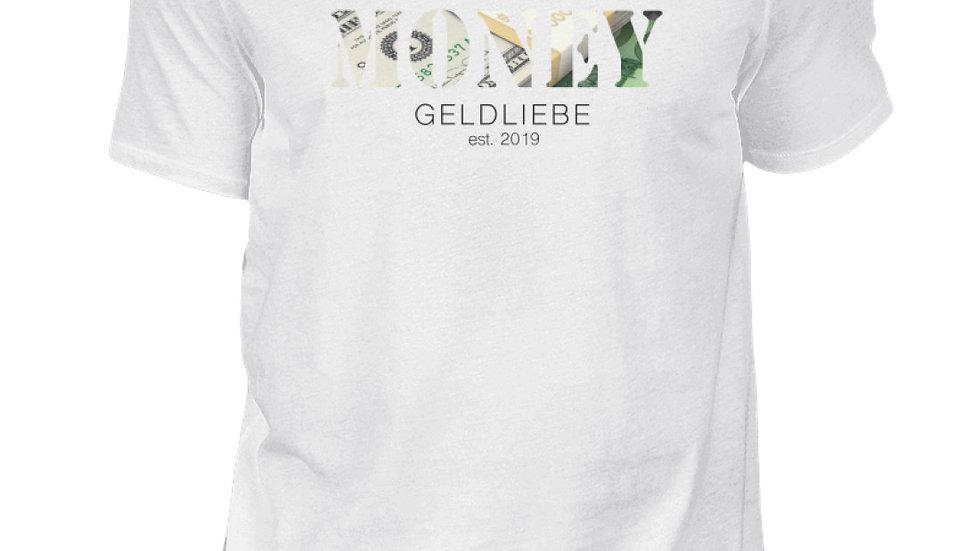 """GELDLIEBE """"MONEY Print""""  - Herren Shirt"""