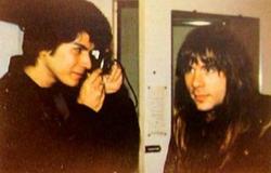 Paulo Ricardo e Bruce (Iron Maiden)