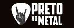 PRETO NO METAL