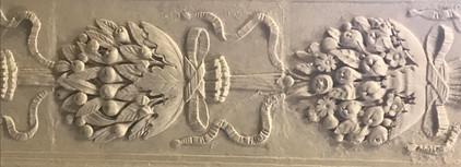 Ceiling Detail for Column