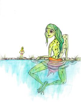 Frog Spirit