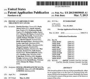 CBD Patent