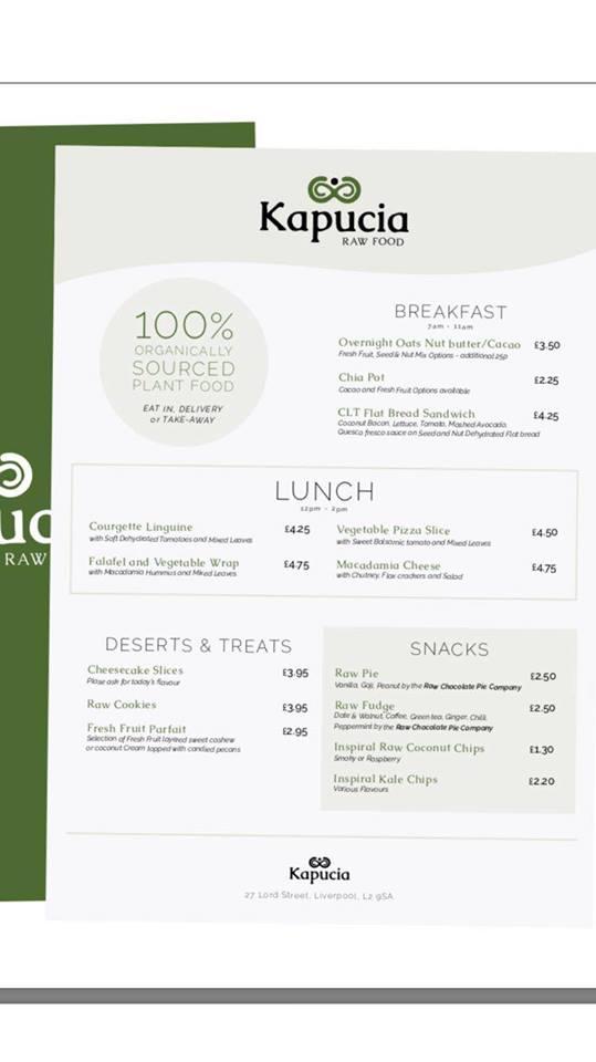 kapucia_menu