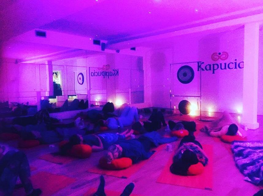 kapucia meditation