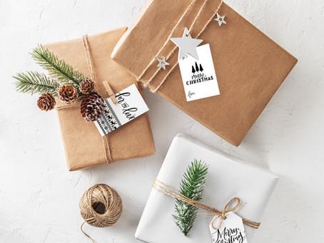FREE Christmas Gift Tag Printable!