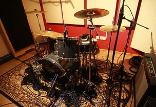 Scratch Studio drum kit
