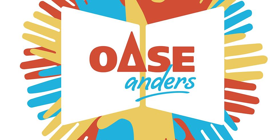 Chillplek tieners tijdens Oase Anders