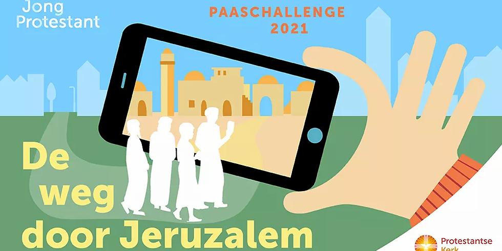 PaasChallenge 2021: De Weg door Jeruzalem
