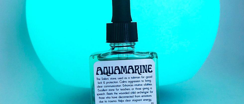 Aquamarine Ritual Gem Essence