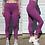 Thumbnail: XS Pink Athleta Leggings Tights Yoga