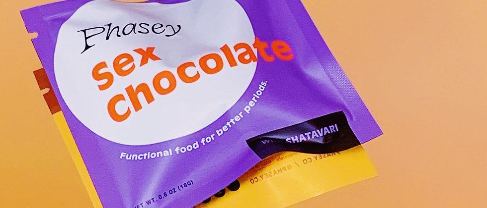Vegan Sex Chocolate