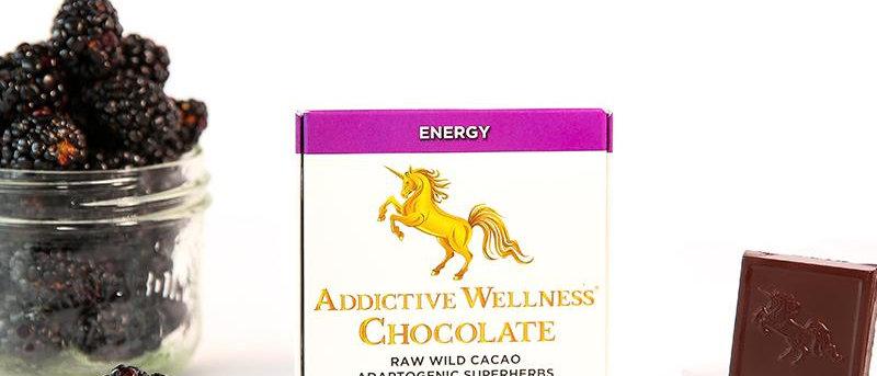 Energy Vegan Chocolate