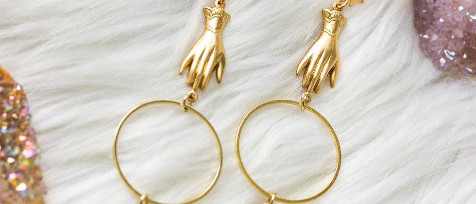 Hidden Meanings Earrings