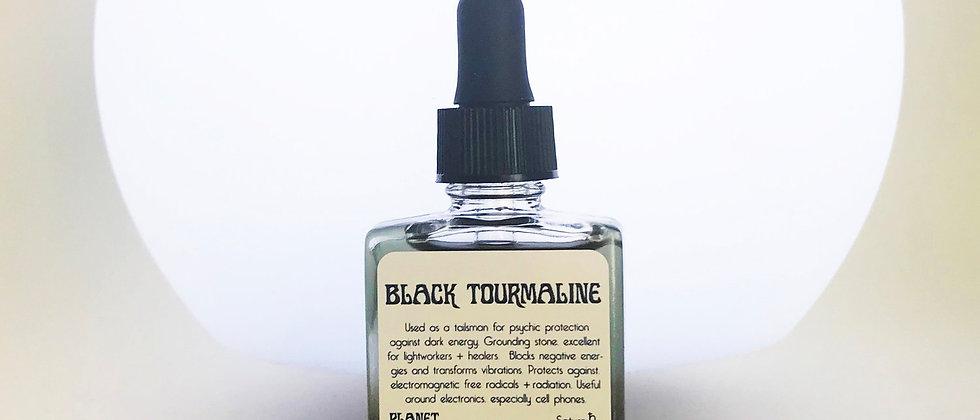Black Tourmaline Ritual Gem Essence