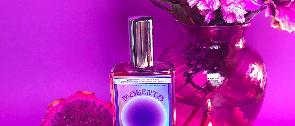 Magenta Vibrational Color + Gemstone Mist