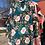 Thumbnail: Medium Floral High Neck Tunic Dress