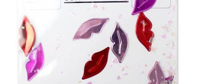 Sugar Lips Confettigram