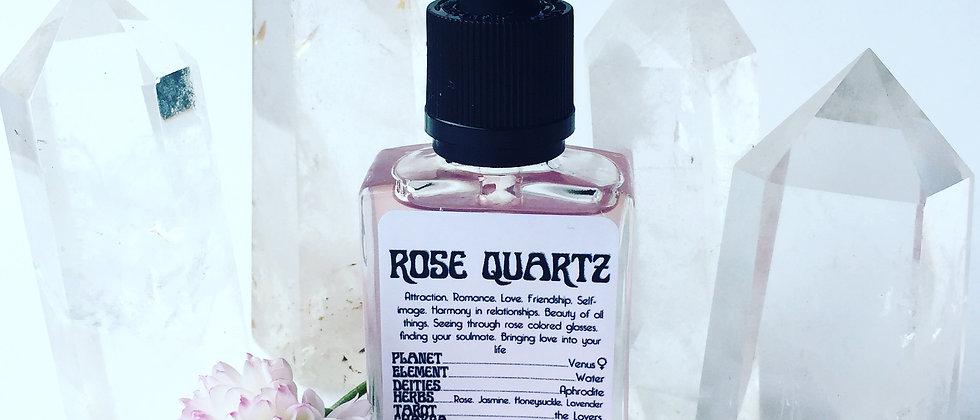 Rose Quartz Ritual Gem Essence