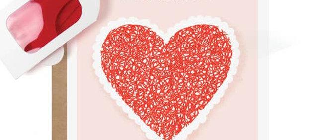 Heart Decoder Card