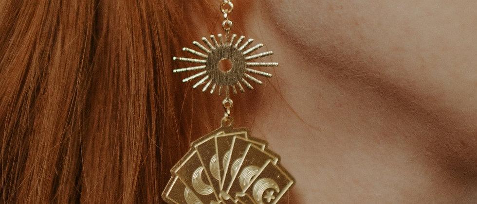 The Lovers Earrings
