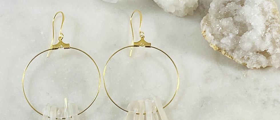 Star Gazer Earrings
