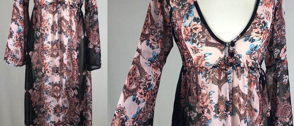 Gypsy Dream Dress/Kimono