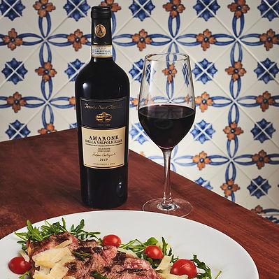 Amarone Italian red wine