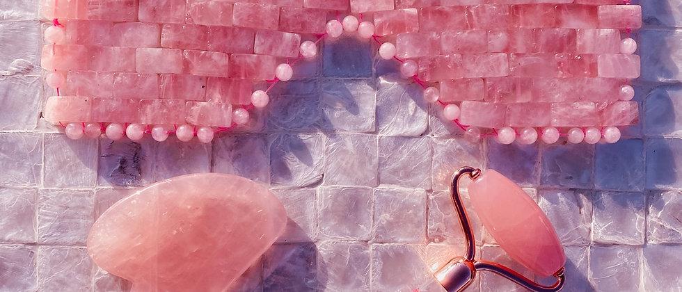 Rose Quartz Self Love Set