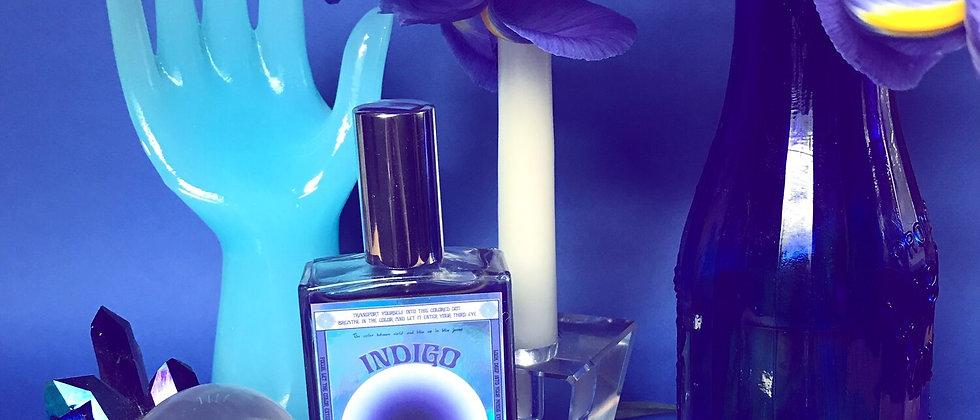 Indigo Vibrational Color + Gemstone Mist