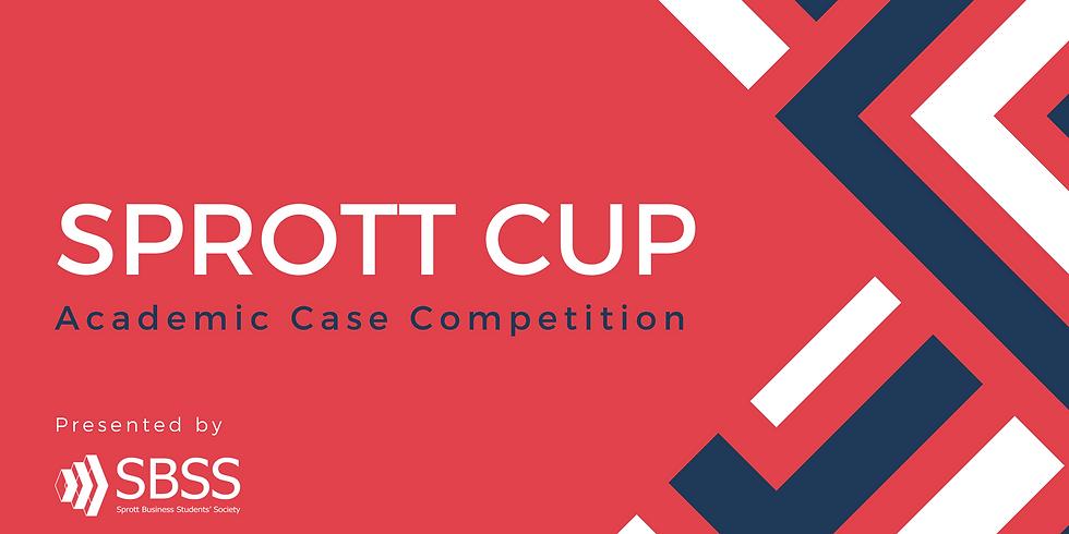 SBSS Sprott Cup